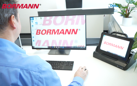 Dell Rugged & BORMANN – from field work to home office